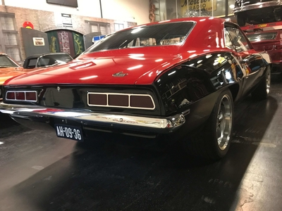 Camaro '69  Pro Touring Project