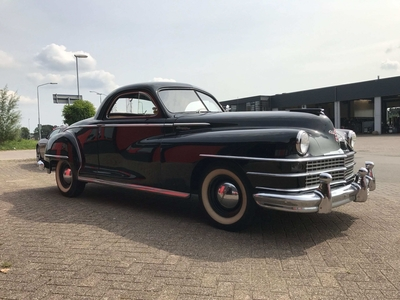 Chrysler 1948 3-Window Coupe