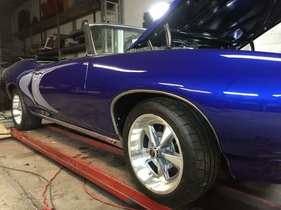 Pontiac LeMans Upgrade