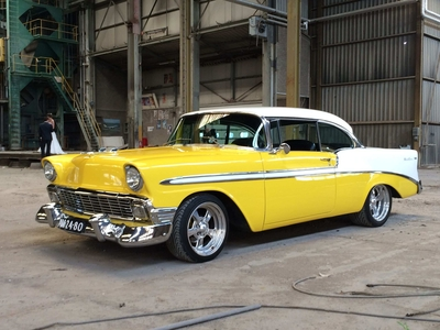Chevy Bel Air '56