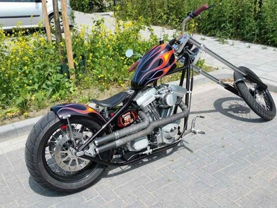 HD Hardtail Chopper